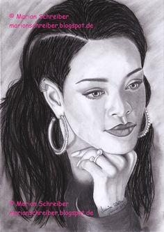Rihanna #drawing #finishedVersion @rihanna #mostbeautifulgirl