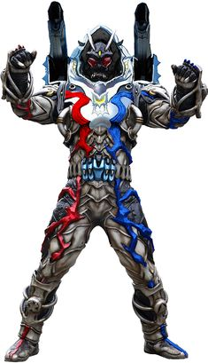 アナザーフォーゼマグネットステイツ Another Fourze Magnet States Kamen Rider Zi O, Kamen Rider Series, Godzilla, Big Robots, Japanese Monster, Hero Time, Mighty Morphin Power Rangers, Character Design, Superhero
