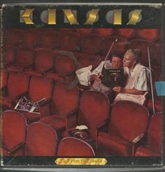 KANSAS Two For The Show GROUP ROCK REEL TO REEL MUSIC TAPE ALBUM