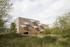 Gallery of FNG Group Headquarters / Stéphane Beel Architects - 1