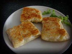 Sri Lankan food-Vegetable Roti