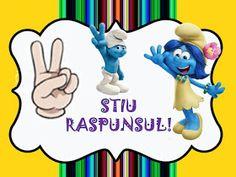 S.T.R.U.M.F.: Comunicarea non verbala