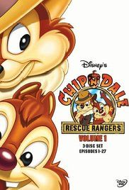 Watch Chip 'n' Dale Rescue Rangers full episodes