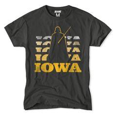 Iowa Darth Vader Tee
