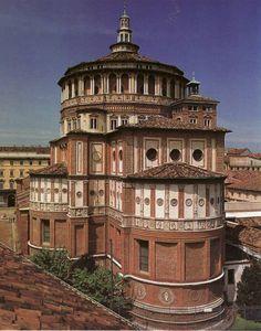 Santa Maria delle Grazie, Bramante