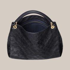 LOUISVUITTON.COM - Artsy MM Monogram Empreinte Handbags