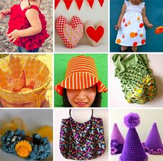 tons of sewing ideas