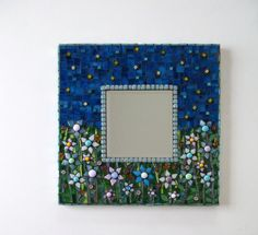 Mosaic Mirror - from Delphi Artist Gallery by aMosaicist