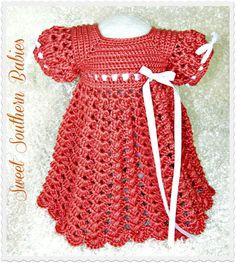 Vestido de seda de bambú bebé niña con por SweetSouthernBabies