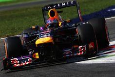 Sebastian Vettel - Monza Italian Grand Prix 2013