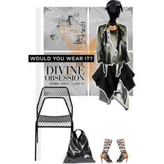 """Would You Wear It?"" by ansev on Polyvore"