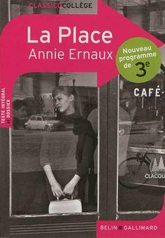La place A. Ernaux
