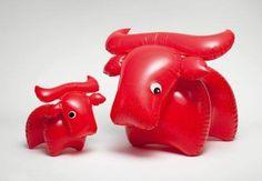 Red bulls - Libuše Niklová