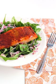 Easy Broiled Curry Salmon Recipe Paleo Gluten Free And Perfect For Anti