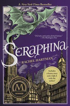 "<i><a href=""http://www.amazon.com/Seraphina-Rachel-Hartman/dp/0375866221"" target=""_blank"">Seraphina</a></i> by Rachel Hartman"