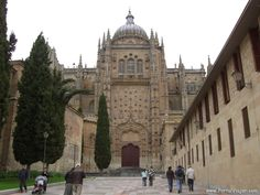 Catedral Vieja de Santa María - Salamanca