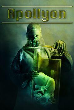 book cover by Jacek Rudowski, via Behance