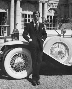 Robert Redford ~  The Great Gatsby