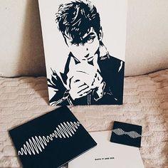 today is fanart day dm me if u have monkeys/tlsp related arts Alex Arctic Monkeys, Alex Turner, Polaroid Film, Fan Art, Instagram Posts, Room, Bedroom, Rooms, Rum