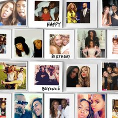 Happy Birthday Beyoncé