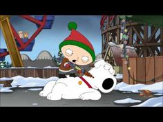 Family Guy's Holiday Special - White Christmas