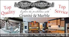 Vancouver Island, Granite, Coupons, Canada, Coupon
