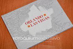 Foto Álbum Exclusivo: Fotolivro Premium 180 - Viagem