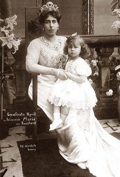 Victoria Melita and Marie