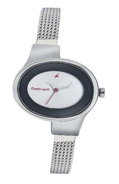 5f3b92c2f Fastrack Analog Silver Dial Women`s Watch -