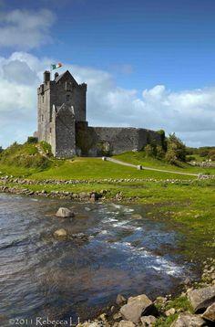 Dunguaire Castle, Doolin, Ireland