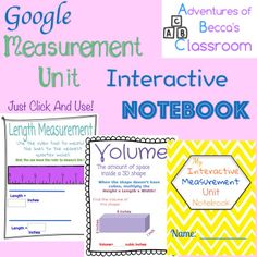 Check out this NEW idea of using Digital Interactive Notebooks in Math!