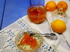 Γλυκό κουταλιού περγαμόντο με μέλι Honey, Food, Essen, Meals, Yemek, Eten