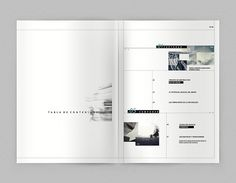 Editorial collectible fascicle by Pato Satrevater, via Behance Typography Layout, Graphic Design Typography, Editorial Layout, Editorial Design, Drawing Themes, Publication Design, Graphic Design Trends, Book Layout, Deconstruction
