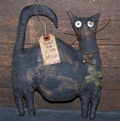 catnap sale ~ feed me i\'m irish fat cat $4.50
