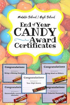 202 best award certificates images on pinterest award certificates