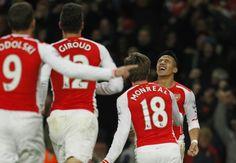 Stoke City Vs Arsenal(Sang Aktor Utama) - Agen Bola Dunia