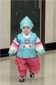 [곰한복/돌복/아기한복] 곰한복~ 돌잔치 준비하는 엄마들은 다들 들어보셨죠? : 네이버 블로그