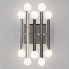 Настенный светильник Meurice Five-Arm Wall Sconce Jonathan Adler