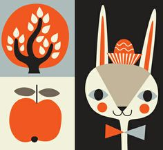 Love the illustrations of Amy Blay who is also represented by Lilla Rogers Studio.