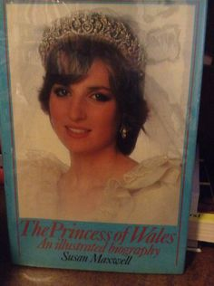 The Princess of Wales by Susan Maxwell