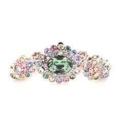 Miu Miu - Crystal-embellished bracelet