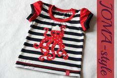 JOMA-style: Kundenwünsche # - ein martimes Shirt