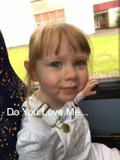 The Working Mummy: Do You Love Me...