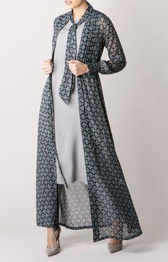 Slip Dress Soft Grey