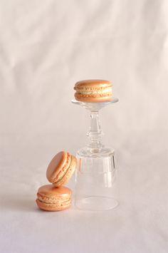 Walnut Macarons