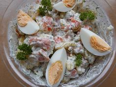 Kartoffelsalat mit Lachs, ein sehr leckeres Rezept aus der Kategorie Party. Bewertungen: 25. Durchschnitt: Ø 3,9.