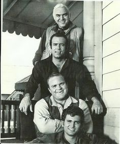 Bonanza Us Tv Series With Clockwise From Top Left: Michael Landon Stock Photo, Royalty Free Image: 19522860 - Alamy Classic Tv, Classic Films, Lorne Greene, Bonanza Tv Show, Pernell Roberts, Michael Landon, Tv Westerns, Old Movie Stars, Roman