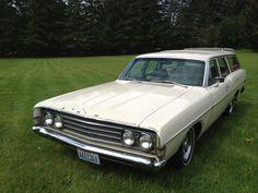 '69 Ford Fairlane Base 5.0L