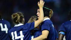 Mondial Féminin - France-Australie (17-3) - Les Bleues ne ratent pas l'opportunité d'une demi-finale - Rugbyrama - 09/08/2014