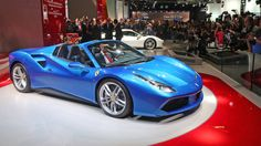 Ferrari 488 Spider from Frankfurt Photo 11
